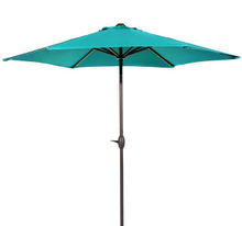 PAU-001-G/Outdoor Green Garden Market Umbrella