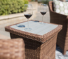 Simple Economical Outdoor Rattan Leisure Dining Set